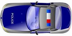 Auto Von Oben Free Vector Graphic Car Top Blue Free Image