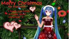 merry christmas by mmd maker studio