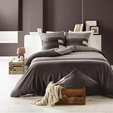 parure de lit coton parure de lit coton kea taupe best interior livraison