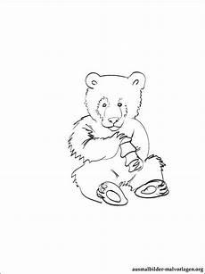 malvorlagen dino panda malbild