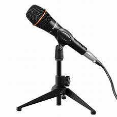 microphone table stands adjustable desktop desk table microphone mic clip tripod stand holder mount usa ebay