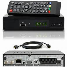 Hd Digital Receiver Kabel - hdtv hd digital sat receiver m310 plus hdmi kabel