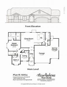 rambler house plans with bonus room traditional rambler home plan with bonus plan how to