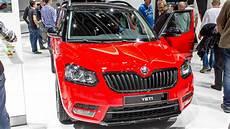 Skoda Yeti Monte Carlo Geneva Motor Show 2015 Hq