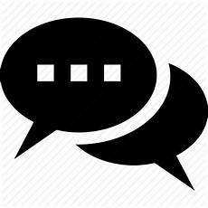 chat us chatting message web service icon