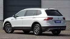 Volkswagen New Tiguan Allspace Comfortline 2018 White