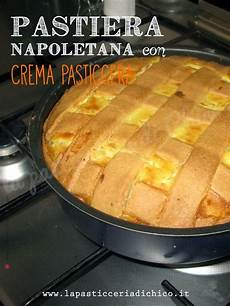 dosi crema pasticcera con 2 tuorli pastiera napoletana con crema pasticcera la pasticceria di chico pastiera ricette ricette
