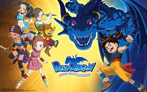 Blue Dragon Shu And Kluke