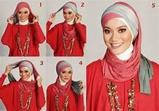 Model Jilbab Terbaru Dan Bagaimana Cara Pemakaiannya