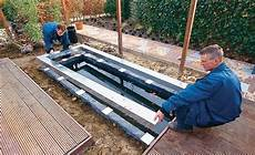 beispiele für terrassengestaltung wasserbecken g 228 rten teiche und wasserspiele