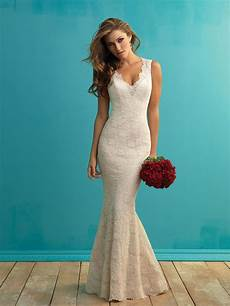 lace allure bridals wedding dress sexy wedding lace full lace form fitted wedding dress with