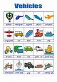 Vehicles 1/2 090809  ESL Worksheet By Manuelanunes3