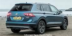 Volkswagen Tiguan Allspace 1 4tsi Trendline Specs In South