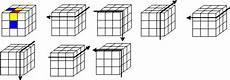 Magic Cube Lösung - zauberw 252 rfel anleitung l 246 sung f 252 r den rubik s cube keks de