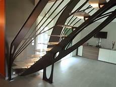 escalier d intérieur design escalier contemporain et nouveau chez vous la stylique