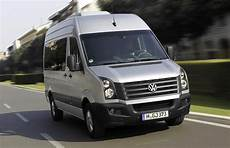 New Volkswagen Crafter Launches In The Uk Autoevolution
