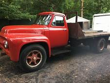 1954 Ford 800 Big Job Dump/Stake Truck For Sale