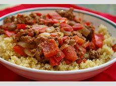 quinoa beef picadillo_image