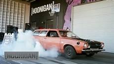 kans garage hoonigan dt 004 a pinto nukes the donut garage plus