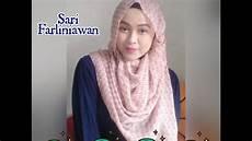 Tutorial Pashmina Chiffon Sifon Casual By Sari