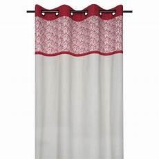 vorhang rot vorhang 140 x 260 cm coventry rot gardinen vorh 228 nge