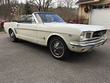 1965 Ford Mustang K Code Convertible 289 HIPO 4 Speed