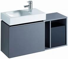 keramag icon xs waschtischunterschrank 520mm x 420mm x