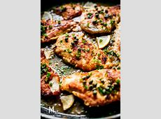 chicken breast piccata so good so easy image