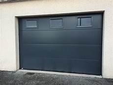 Porte De Garage En 42 Menuiserie 3m