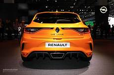 2018 Renault Megane Rs Is The Best Hatchback At Iaa
