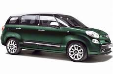 Fiat 500l Wagon - fiat 500l wagon mpv review carbuyer