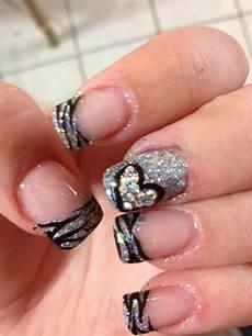 nail designs french tip nail designs