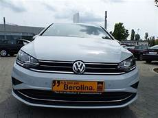 spare 14 vw golf sportsvan 1 5 benzin 131 ps 2018 in