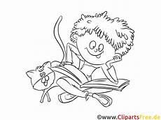 Malvorlagen Jugendstil Kostenlos Lesen Buch Lesen Bild Malvorlage Ausmalbild Kostenlos