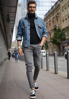 the and charming denim jacket looks for men