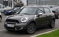 File Mini Cooper S All4 Countryman R60 Frontansicht