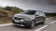 Nuevo Peugeot 5008 Suv 2017 Prueba Review Cocheando Es