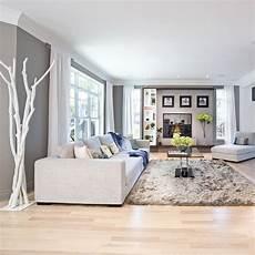 tendance hybride au salon modern living room paint
