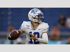 middle tennessee state football roster