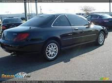acura 3 0 cl 1999 1999 acura cl 3 0 flamenco black pearl charcoal photo 5