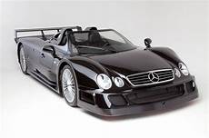 Mercedes Clk Gtr Roadster Headed To Auction Bid Starts At