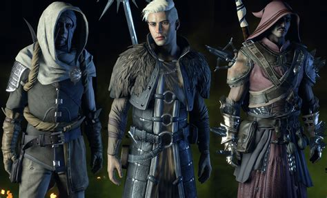 Elven Armor Dragon Age Inquisition