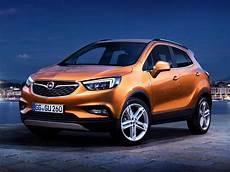 Neuwagenkonfigurator Opel Mokka X Und Preisliste 2017