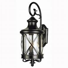 bel air lighting carriage house 2 light outdoor bronze coach lantern with clear glass 5120