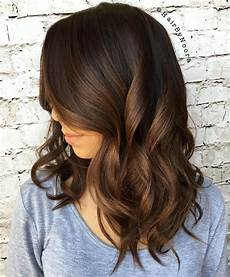 milk chocolate brown hair color 50 chocolate brown hair color ideas for brunettes