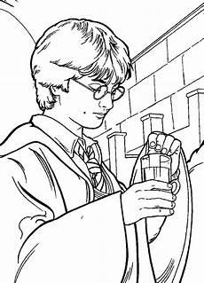Harry Potter Malvorlagen Gratis Harry Potter Easy Coloring Pages Free Printable Harry