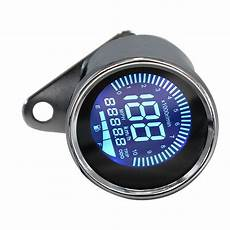 bearings motorcycle digital odometer speedometer tachometer rpm fuel level mph km h was