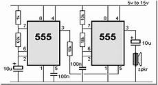 555 timer circuit diagram siren simple schematic 555 timer circuit diagram police siren simple schematic collection