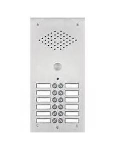 Platine Interphone Immeuble Interphone Pour Immeuble 233 Ra Ip Et Syst 232 Me De