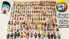 Ausmalbilder Playmobil Familie Vogel Unsere Playmobil Sammlung 220 Ber 250 Figuren Kaan Zeigt